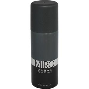 Miro - Cabal Pour Homme - Deodorant Spray