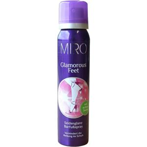 Miro Pflege Feet Barfuss Spray 100 ml