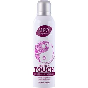 Miro - Wellness-Body Soul - Duschschaum Energy Touch