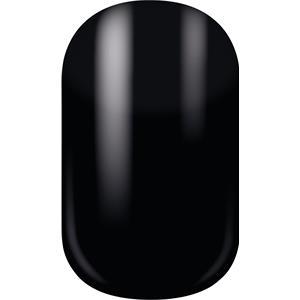 Image of Miss Sophie´s Nägel Nagelfolien Nail Wraps Black Velvet 20 Stk.
