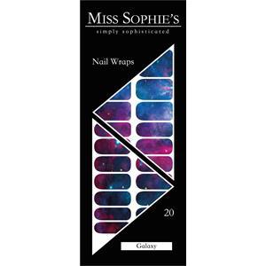 Miss Sophie's - Nail Foils - Nail Wraps Galaxy