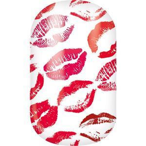 Miss Sophie's - Nail Foils - Nail Wraps Kiss Kiss