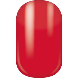 Miss Sophie - Nail Foils - Nail Wraps Lipstick Red