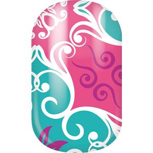 Miss Sophie's - Nail Foils - Nail Wraps Oh So Boho