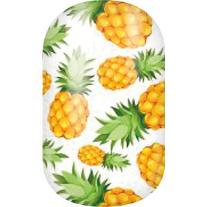 Miss Sophie's - Nail Foils - Nail Wraps Sweet Pineapple
