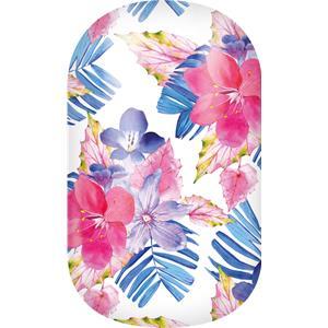 Miss Sophie's - Nail Foils - Nail Wraps Waikiki Babe