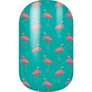 Miss Sophie's - Nail Foils - Nail Wraps Wild Flamingo