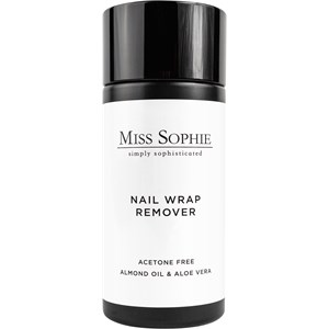 Miss Sophie's - Top coat - Nail Wrap Remover