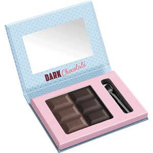 Misslyn - Augenbrauen - Chocolate Brow Duo Eyebrow Powder