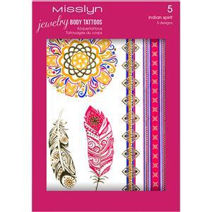 Misslyn - Festival Vibes - Jewelry Body Tattoos