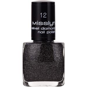 Misslyn - Insurgent - Velvet Diamond Nail Polish