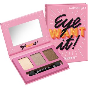 Misslyn - Eyeshadow - Eye Want It! Eyeshadow Set 14