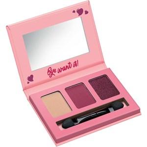 Misslyn - Eyeshadow - Eye Want It! Eyeshadow Set 42