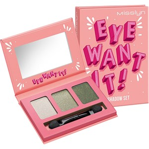 Misslyn - Eyeshadow - Eye Want It! Eyeshadow Set 56