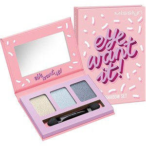 Misslyn - Eyeshadow - Eye Want It! Eyeshadow Set 70