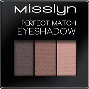 Misslyn - Eyeshadow - Perfect Match Eyeshadow