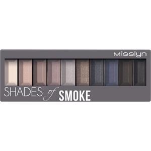Misslyn - Eyeshadow - Shades Of Smoke Must-have Eyeshadowpalette