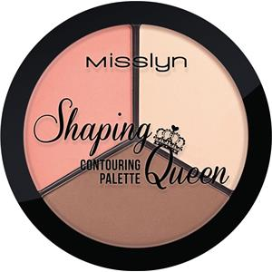 Misslyn - Trucco - Shaping Queen Contouring Palette