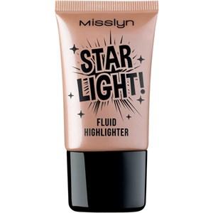 Misslyn - Make-up - Star Light! Fluid Highlighter