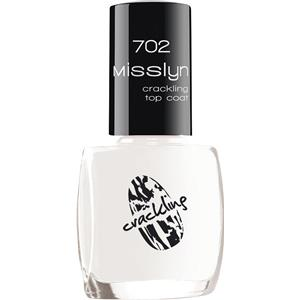 Misslyn - Nagellack - Crackling Top Coat