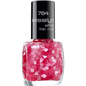 Misslyn Nägel Nagellack Effect Top Coat Nr. 778 Atlantis
