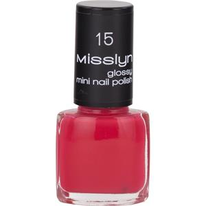 Misslyn - Nagellack - Glossy Mini Nail Polish