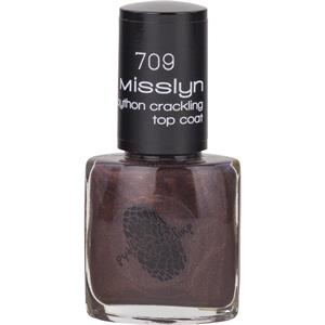 Misslyn - Wimpern - Python Crackling Top Coat