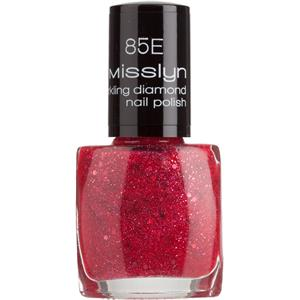 Misslyn - The Show Must Go On - Sparkling Diamond Nail Polish