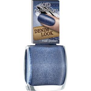 Misslyn - Nagellack - Denim Look Nail Polish