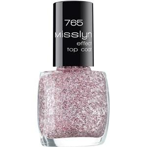 Misslyn - Nail polish - Effect Top Coat