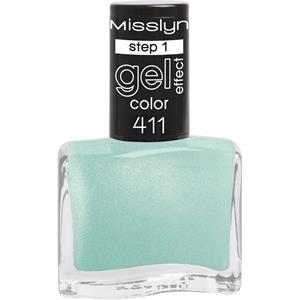 Misslyn Nägel Nagellack Gel Effect Color Nr. 193 Sunny Memory