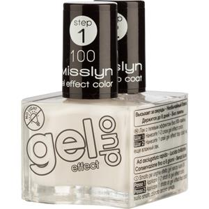 Misslyn - Nagellack - Gel Effect Duo