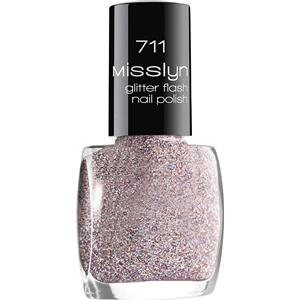 Misslyn - Nagellack - Glitter Flash Nail Polish