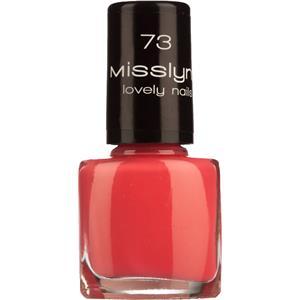 Misslyn - Nagellack - Lovely Nails Mini Nail Polish