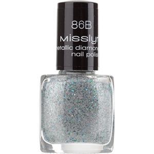 Misslyn - Nagellack - Metal Diamond Nail Polish