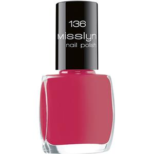 Misslyn Nägel Nagellack Nail Polish Nr. 155 Blush 10 ml