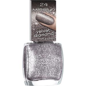 Misslyn - Nagellack - Velvet Diamond Nail Polish