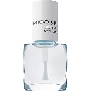 Misslyn - Nagelpflege - 60 Seconds Top Dry