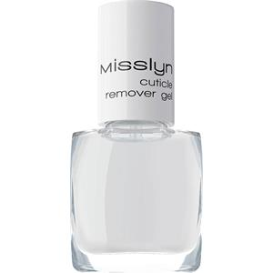Misslyn - Nail care - Cuticle Remover Gel