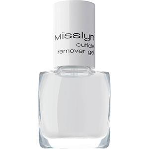 Misslyn - Cura delle unghie - Gel per rimozione cuticola