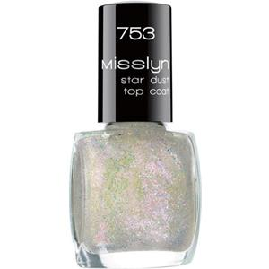Misslyn Nägel Nagelpflege Star Dust Top Coat 10 ml