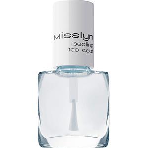 Misslyn - Nagelpflege - Versiegelungslack