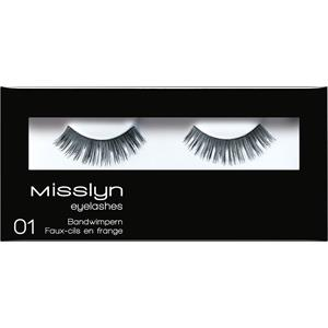 Misslyn - Rock The Party - Eyelashes 01