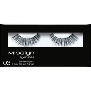 Misslyn - Rock The Party - Eyelashes 03