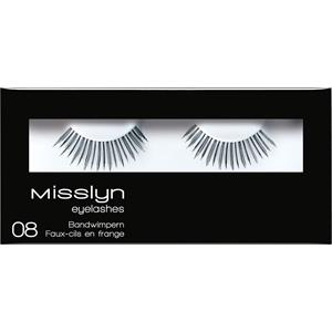 Misslyn - Rock The Party - Eyelashes 08