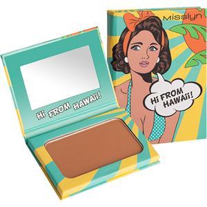 Misslyn Looks Summer Pop Art Pop It Up Bronzing & Contouring Powder Nr. 65 Hi from Hawaii 6 ml