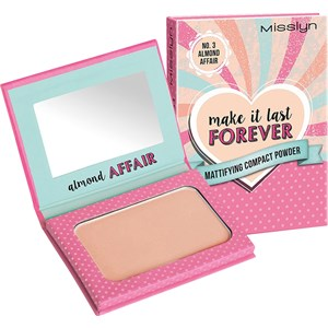 Misslyn - Summer Vibes - Make It Last Forever Mattifying Compact Powder