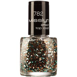 Misslyn - The Show Must Go On - Effect Top Coat