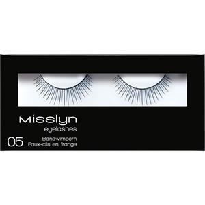 Misslyn - Wimpern - Eyelashes 05