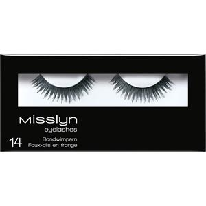 Misslyn - Wimpern - Eyelashes 14